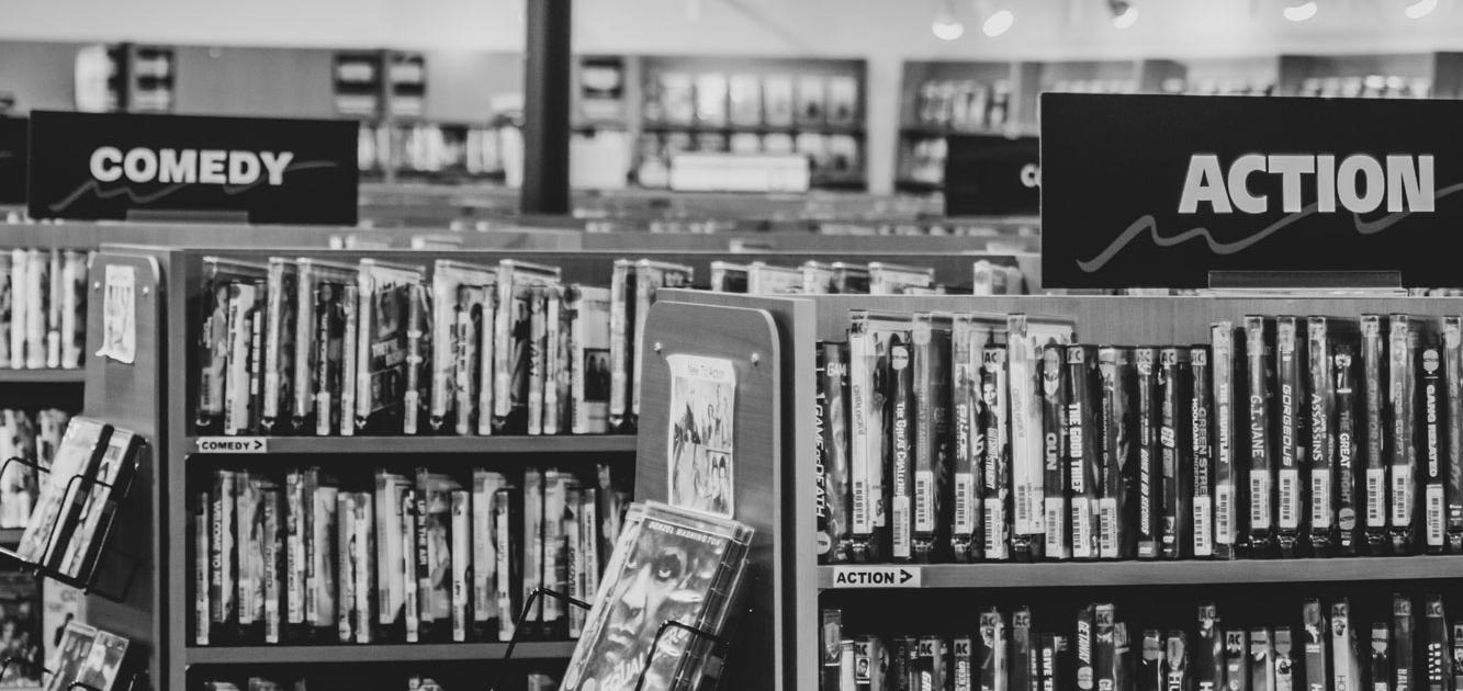 Blockbuster Stores' Stunning Reversal